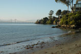 [Photograph of the Miller-Knox Regional Shoreline]