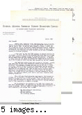Letter from Trudy King, Permit Department, Japanese American Student Relocation Council, to Dear Friends, July 5, 1943