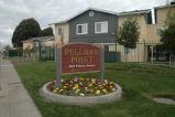 [Photograph of Pullman Point housing development]