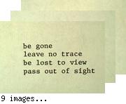 Reveille Dans La Brume (slides)