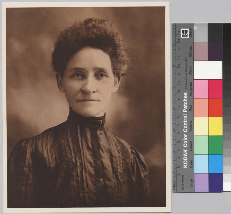 Nana, Ralph Bunche's maternal grandmother, portrait