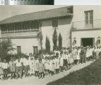 School Children at Recess