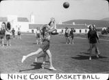 Nine court basketball / Lee Passmore
