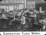 Diversified class work / Lee Passmore