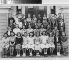 Seventh grade class, Old Edgemont Grammar School, 1940