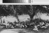 Foxtail Rangers at Fort Tejon