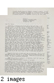 Letter from [Paul H. Kusuda] to [Afton] Nance, 1943 Jan 23