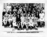 South San Francisco Elementary School Class of 1938