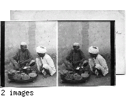 "A Sweet ""Wallah"" Jeypore, India. (1905)."