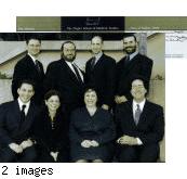 Sixth Graduating Class Ziegler Rabbincs Studies