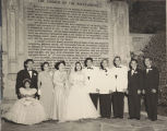 Wedding of Nora Ventura and Ray Urbano