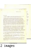 Letter from Sophie Tagima Toriumi to Olive Hutchison, Secretary to Remsen Bird, February 23, 1943