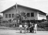Photograph of Chapman Hill School