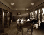 South Pasadena Public Library Reading Room, ca. 1917