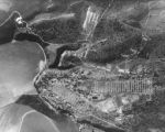 Aerial photograph of Fort Ord