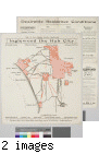 Inglewood the hub city : map of Los Angeles County, Southwest
