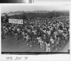 [Starting line at the Mission Viejo Seven-Up Run photograph].