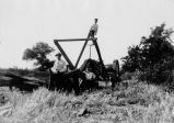 Souther's Mammoth Ditching Plow