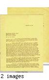 Letter from Remsen Bird to Fletcher Bowron, Mayor, Los Angeles, December 30, 1941