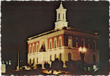 South San Francisco City Hall - US Bicentennial Year, 1776-1976 (postcard)
