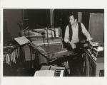 Photograph of Steve Reich, Composer