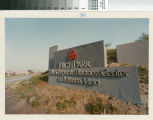 [High Park The Corporate Business Center in Mission Viejo sign photograph].