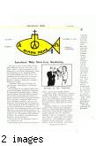 Jonathan's Wake Stirs Late Awakening, Newsletter of the Submarine Church