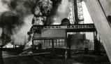 Warman Wells Oil Fire, 1929