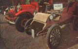 postcard of 1902 Cadillac Engine #13