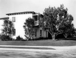 House on 80th St. in Inglewood, California.