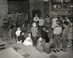 Jersey Elementary school classroom