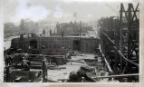 Ship Under Construction, 1917-1918