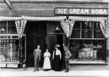 Ice Cream Soda and Confectionary store
