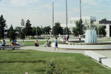 Campus view, 1986