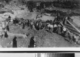 Tehachapi Mountain flood