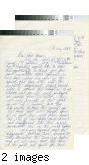 Letter to L. (Giese) Patterson from J. Jarret et al 10/26/69