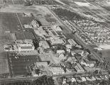 Aerial view of Citrus College, 1966