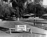 Road Closed for Shabbat