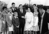 Siminski Park dedication, Siminski Family