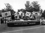 Inglewood's Entry to the Tournament of Roses Pararde, 1950