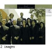 Fifth Graduating Class Ziegler School of Rabbinic Studies
