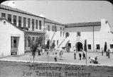 Elementary school for training teachers / Lee Passmore