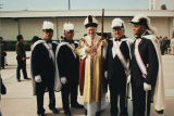 Collar Guard of San Buenaventura Assembly of Knights of Columbus at Mary Star of Sea Ground Breaking
