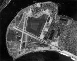 Aerial View of Naval Air Station North Island, c. 1970.