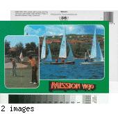 [Mission Viejo postcard].