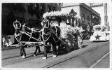 Pasadena Tournament of Roses Parade--Arcadia Float, 1918