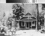 Summit House on Bolinas Ridge at Ridgecrest, Mount Tamalpais