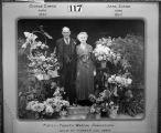 George Warren Evans, September 1860 - October 21, 1936 and Jane Elizabeth (Garner) Evans, June 29, 1860 - February 28, 1944