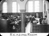 Reading room / Lee Passmore