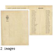 senior commencement 1935